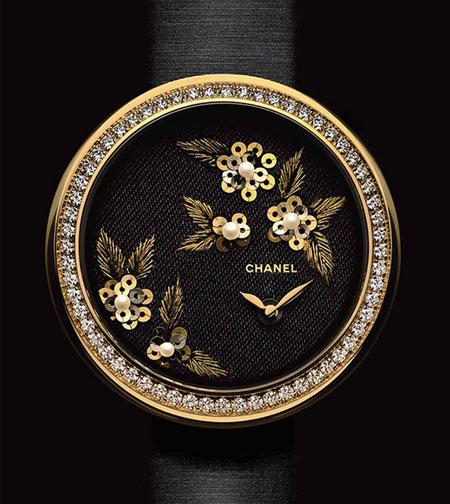 مدل ساعت شنل