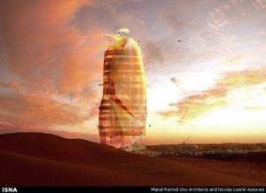 تصاویر و توضیحاتی از شهر عجیب عمودی در آفریقا