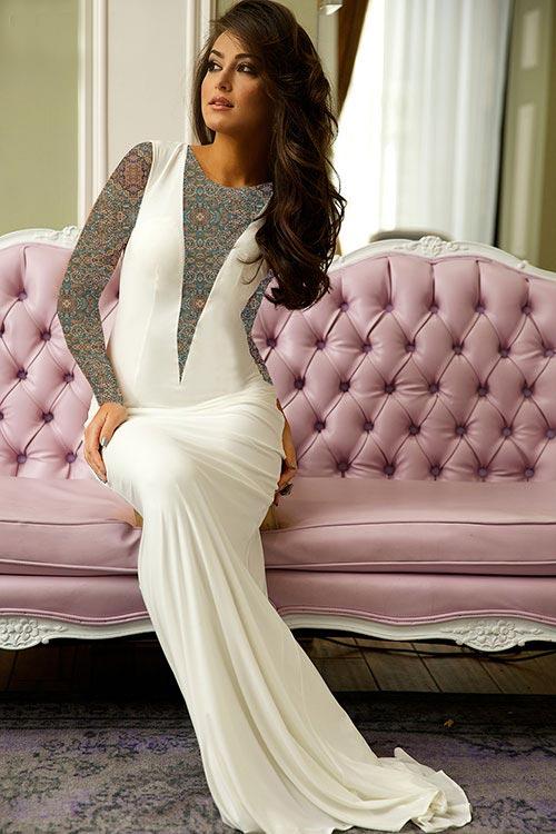 انواع مدل های جدید لباس مجلسی زنانه و دخترانه 94