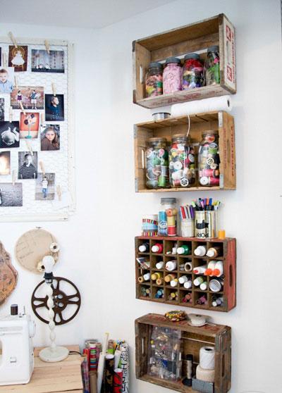 طراحی جالب شلف های زیبا برای دکوراسیون داخلی +عکس