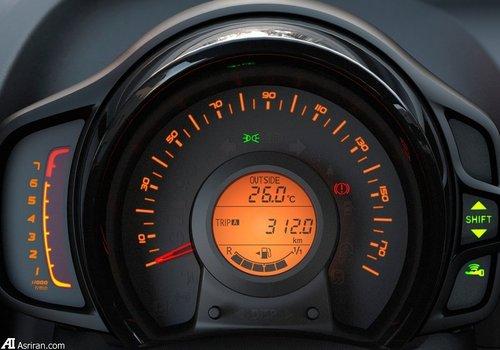 تصاویر پژو ۱۰۸ مدل ۲۰۱۵ ساخت کشور فرانسه است