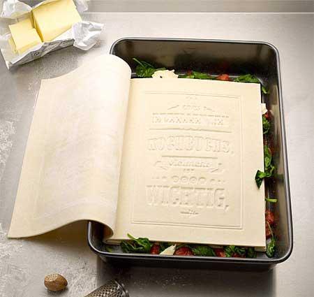 عکس های کتاب آشپزی خوشمزه