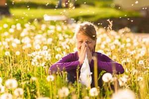 آلرژی را از خود دور کنید