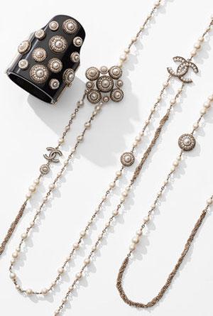 جدیدترین سری کلکسیون جواهرات شنل Chanel 2015