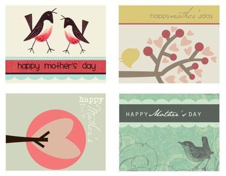 جدیدترین سری کارت پستال روز مادر