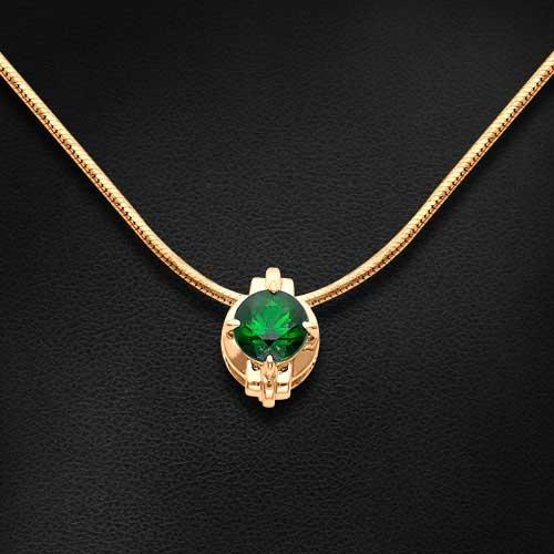 انواع مدل های جدید گردنبند زنانه و دخترانه طلا و جواهر 2015