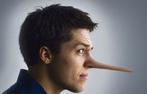 به چه دلیل همسرم دروغ می گوید؟