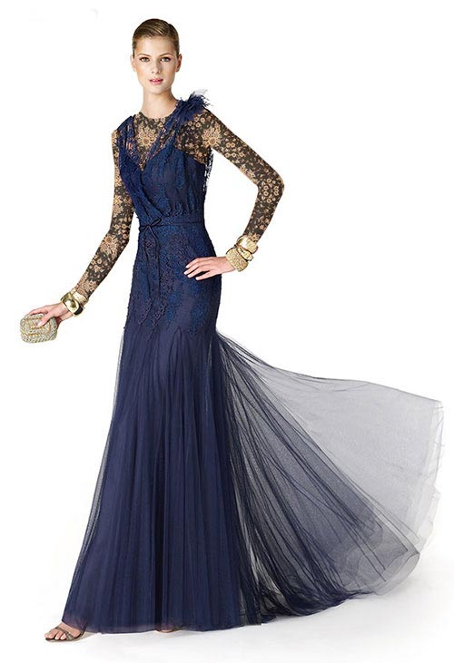 لباس زنانه شب