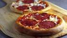 نحوه تهیه پیتزا سالامی تند