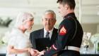 تصاویر ازدواج عروس سرطانی با عروسی مجلل