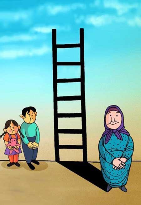 جدیدترین کاریکاتورهای روز مادر