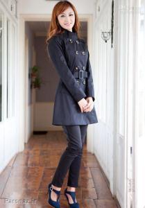 مدل مانتو کت 2014