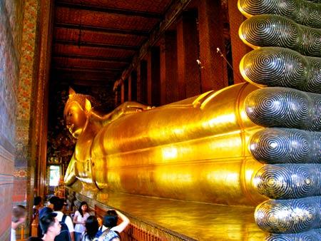 تصاویر معبد بودای پنهان وات فو در تایلند