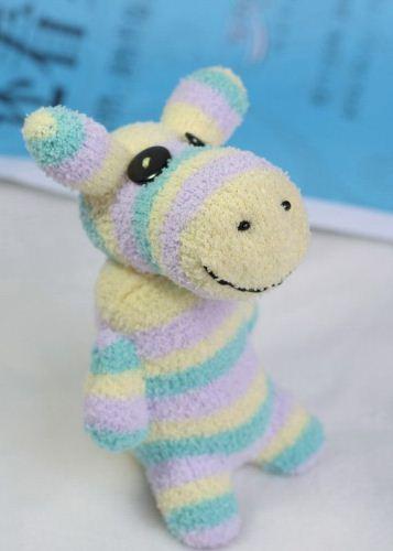 عروسک های جورابی زیبا و خلاقانه