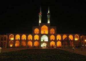 مکان های تاریخی و دیدنی یزد