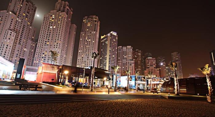 آشنایی با هتل امواج روتانا در ساحل جمیرا دبی +عکس