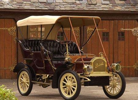 اولین خودروهای برتر کمپانی های برتر در دنیا
