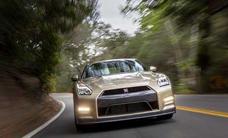 تصاویر و معرفی مدل جدید خودرو GT-R نیسان (قول طلایی)