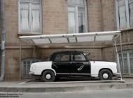 نخستین تاکسی دار ایرانی یک زن ثروتمند بود.