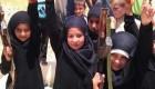 تصاویر دختر های کوچک داعشی هدف تجاوز برای آینده