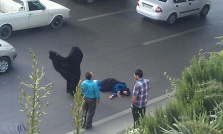 علت خودکشی این زن ایرانی نامعلوم است