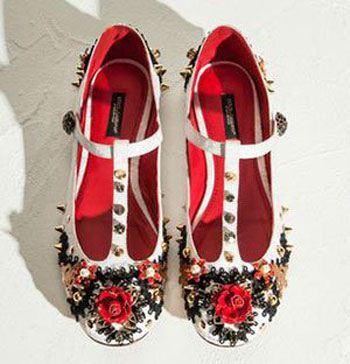 مدل کفش های سنتی زنانه و دخترانه مدل ایتالیایی