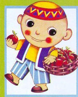 زیباترین قصه کودکانه حسن کچل