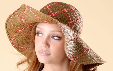 گلچینی از مدل کلاه های تابستانی زنانه 2015