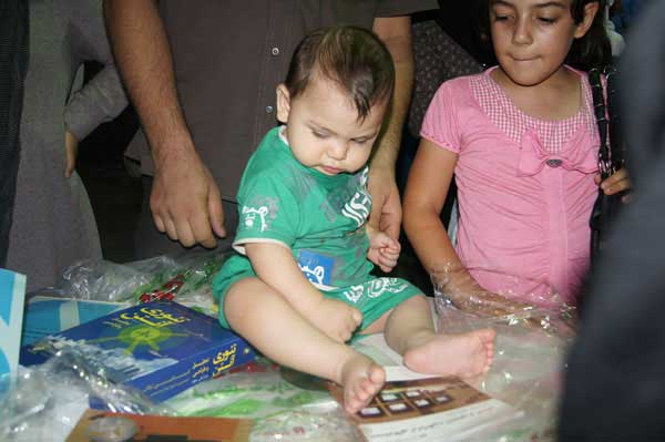 مسابقات دختران و پسران آهنین در ایران