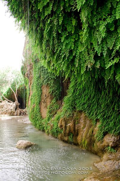 تصاویر و آشنایی با رودخانه بی بی سیدان