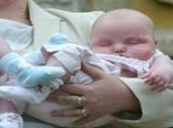 نخستین نوزاد مصنوعی متولد شد