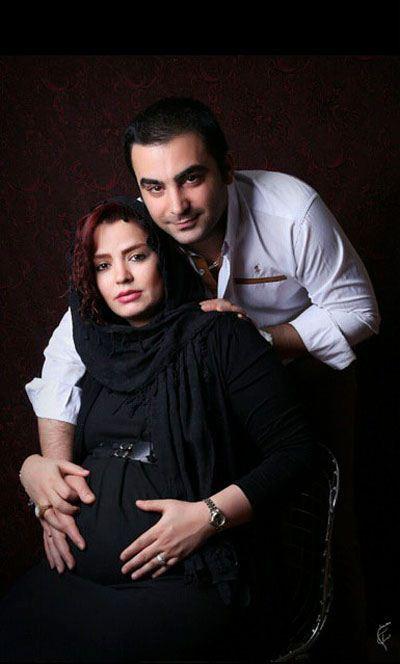 عکس های دوران بارداری بازیگر معروف سپیده خداوردی