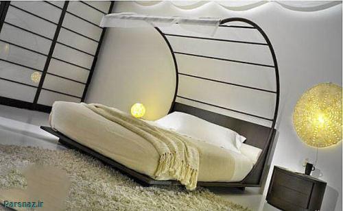 مدل جدید انواع تختخواب دونفره 1394