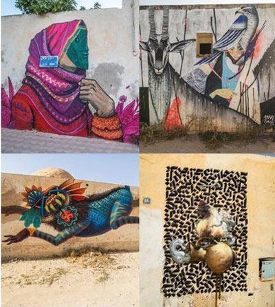 آشنایی با جزیره جربة در تونس موزه ای زیبا و رنگارنگ