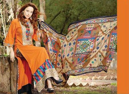 مدل لباسهای زیبای شرقی 2015