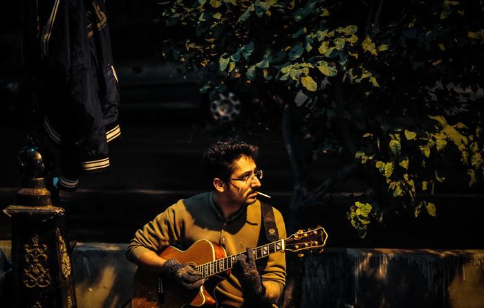 کنسرت های زیبای خیابانی در تهران و منبع درآمد نوازندگان