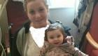یک مادر جوان 27ساله در اثر یک سکته مغزی کودک شد