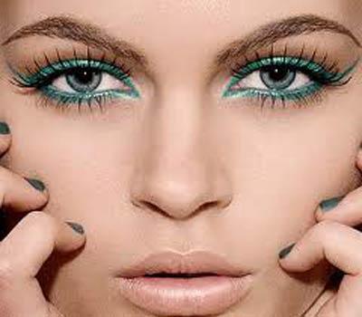 مدل آرایش های عروس بسیار زیبای لایت