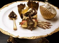 گرانترین کیک های جهان با طعم طلا