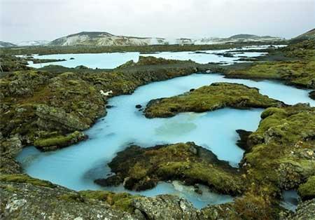 مکانی هایی با سونای طبیعی با خواص درمانی