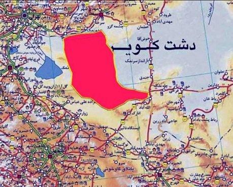 ریگ جن یا مثلث برمودای ایران
