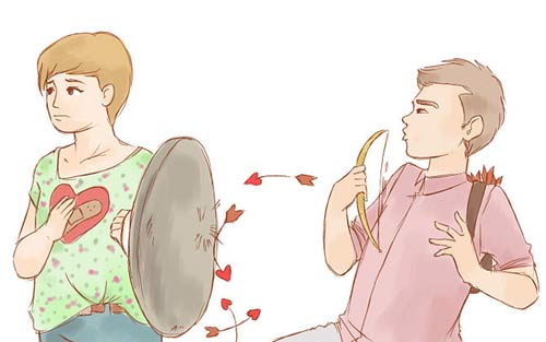 در صورت یکطرفه بودن عشق چیکار باید کرد؟