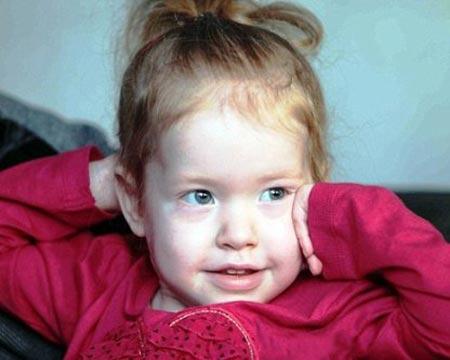 قلب دختر بچه ای که 3 بار تعویض شده