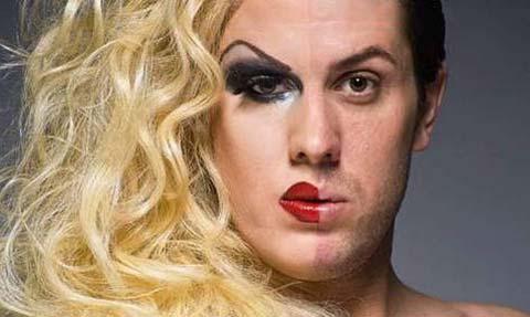 عکس های عجیب و غریب از آرایش آقایون