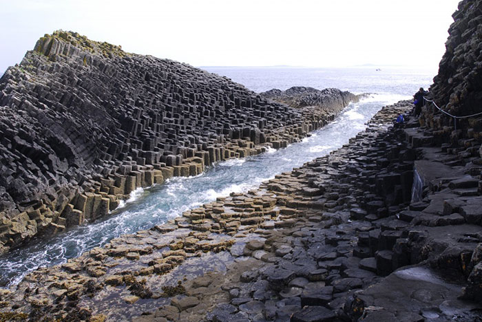 تصاویری زیبا از طبیعت رویایی جزیره مول