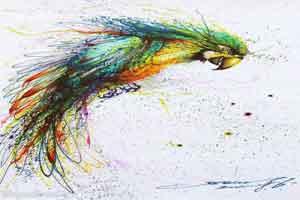 زیباترین نقاشی های تحسین برانگیز و آشفته