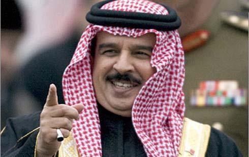 رابطه پادشاه بحرین و هیفا وهبی زیبا