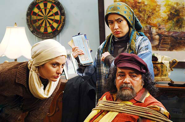 عکس های متفاوت از محمدرضا شریفی نیا