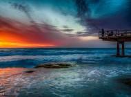 تصاویر زیبا از آب و آسمان