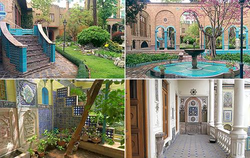 آشنایی با موزهی مقدم از خانههای مجلل دوران قاجار